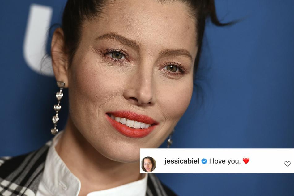 Mit nur drei Worten stellt Jessica Biel klar, dass sie zu Justin hält.