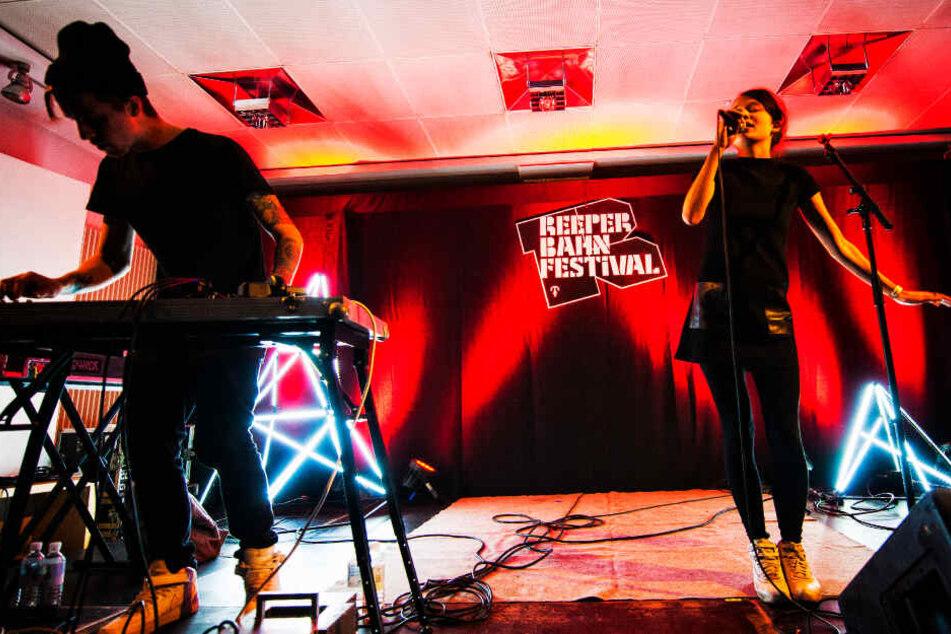 Das Reeperbahn Festival spielt sich vor allem in den Musik-Clubs auf St. Pauli ab.