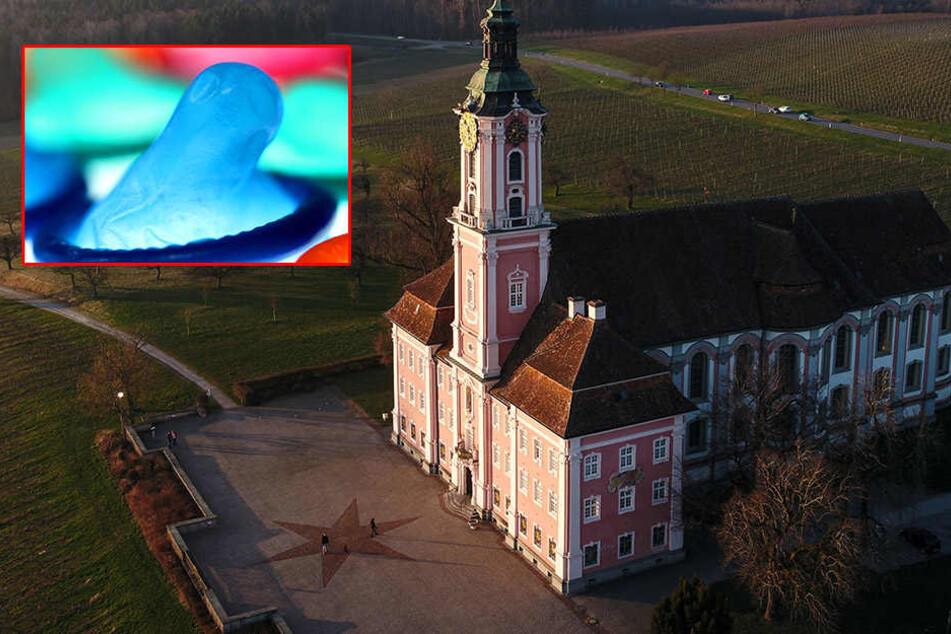 Aktion Kondome mit Luther-Sprüchen gestoppt