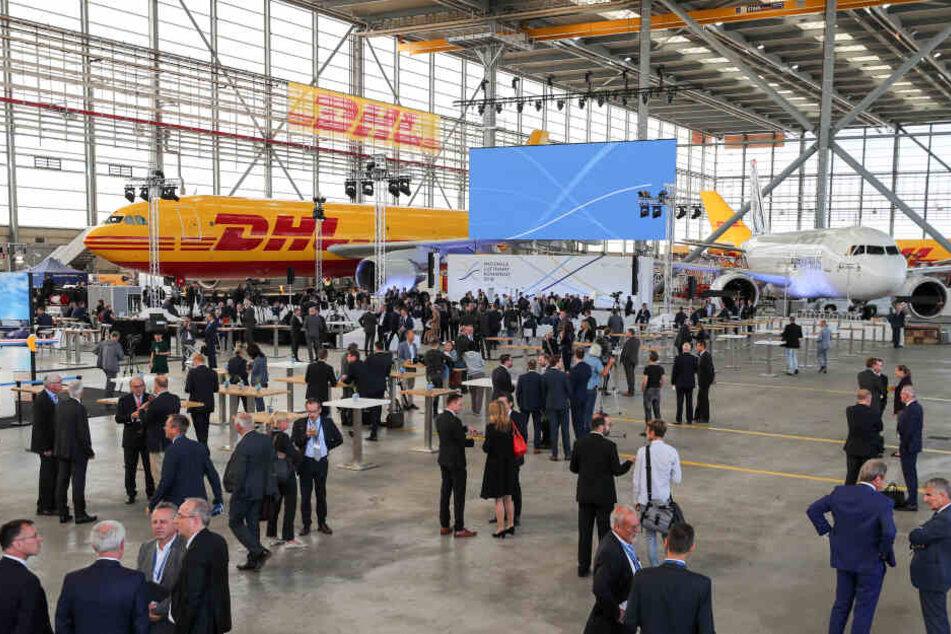 Das Vorhaben wurde am Mittwoch am Rande der Nationalen Luftfahrtkonferenz in Leipzig vorgestellt.