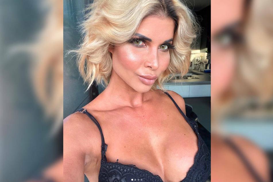 Erotik-Model Micaela Schäfer (37) hat Hollywood-Star Sharon Stone auf ihre ganz spezielle Art und Weise mit einer heißen Reminiszenz zum Geburtstag gratuliert.
