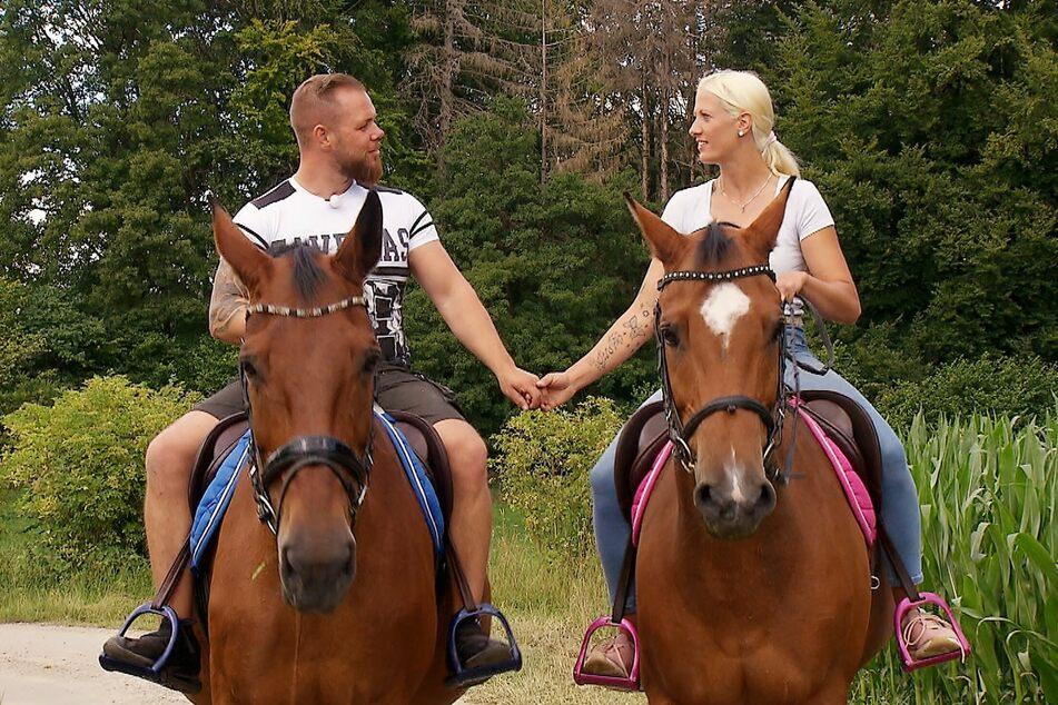 Denise (32) findet Sascha (29) viel zu eifersüchtig und kann so nicht mit ihm zusammen sein.