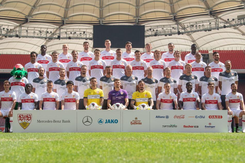 Uwe Gospodarek (47, 2. Reihe, 5.v.r.) fängt als neuer Torwarttrainer beim 1. FC Köln an.