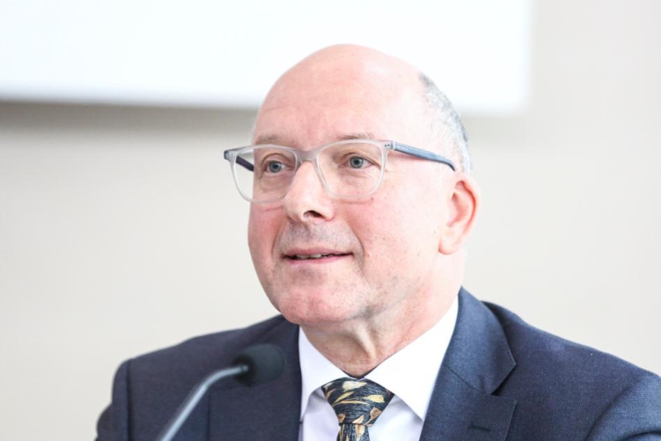 Generalstaatsanwalt Hans Strobl.