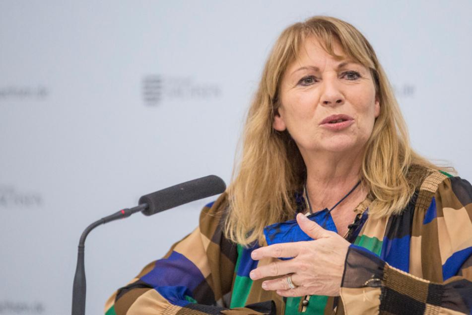 Ministerin Petra Köpping (62, SPD) steht im Fokus.