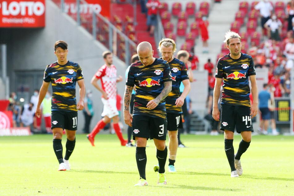 Die Bundesliga-Saison begann bei den Bullen eher durchwachsen. So verloren sie ihr Auftaktspiel gegen Mainz und auch knapp gegen Wolfsburg.