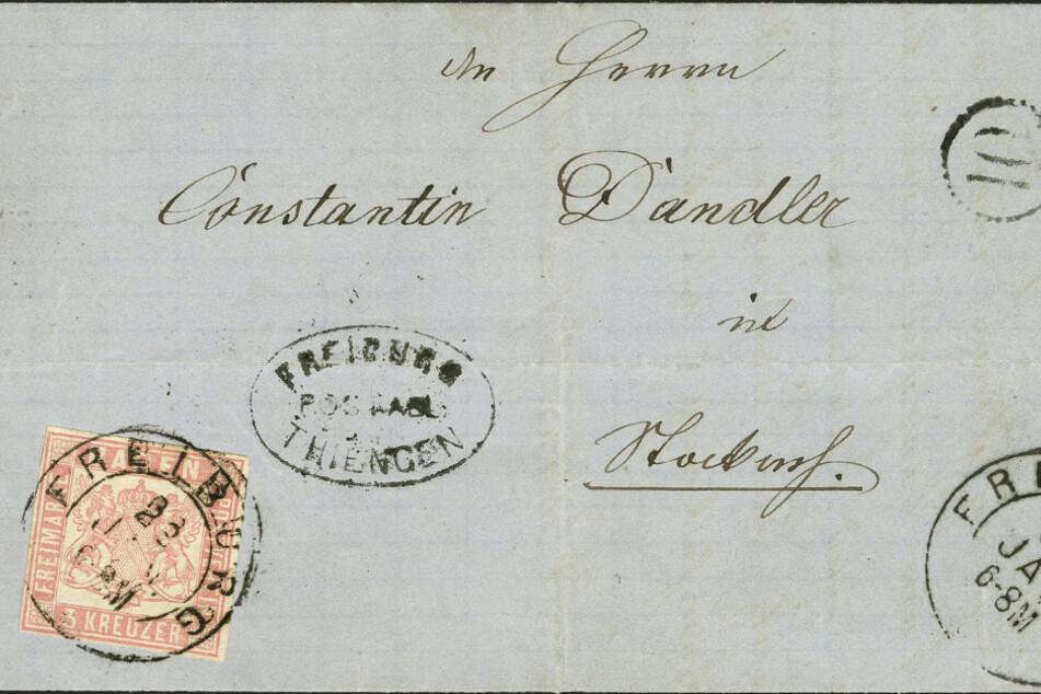 Stuttgart: 300.000 Euro für eine Briefmarke: Was macht sie so wertvoll?