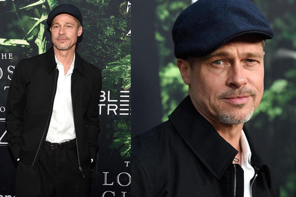 So mitgenommen sah Brad Pitt (53) bei seinem letzten öffentlich Auftritt aus.