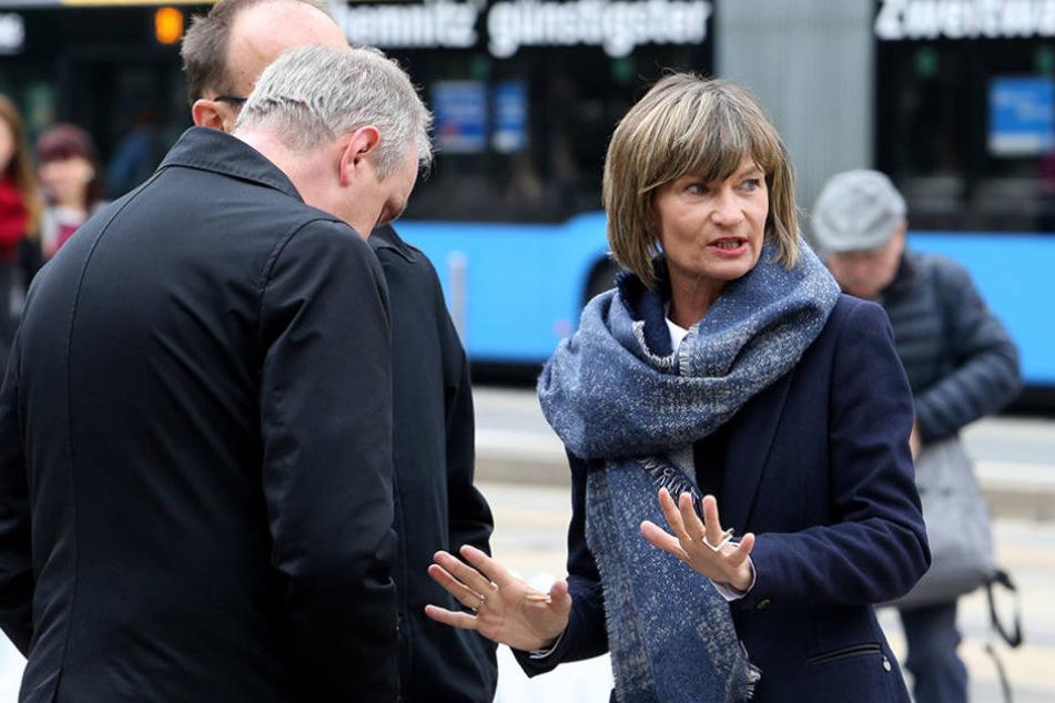 Macht eine bessere Innenstadt nicht zur Chefsache: Oberbürgermeisterin Barbara Ludwig (54, SPD).