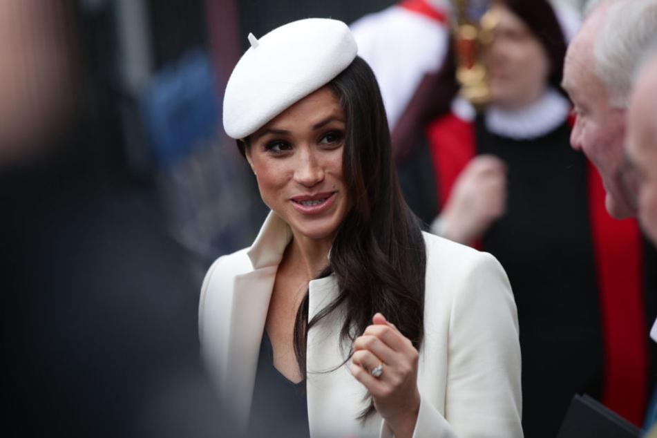 Meghan Markle wird in den kommenden Wochen Prinz Harry heiraten.