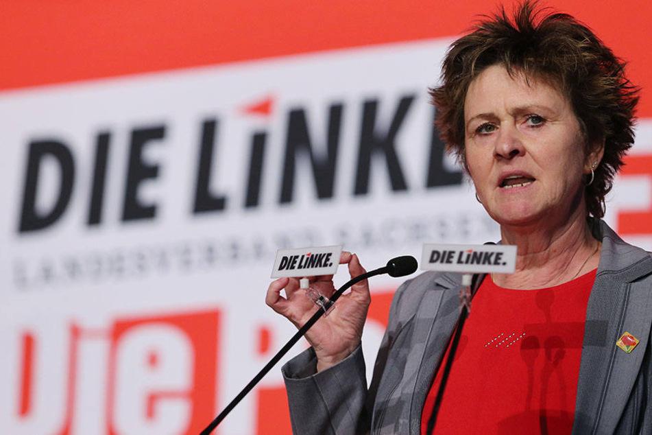 Sabine Zimmermann ist arbeitsmarktpolitische Sprecherin in der Fraktion DIE LINKE.