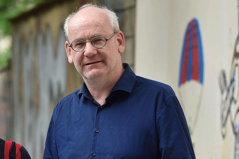 Johannes Lichdi (55), verkehrspolitischer Sprecher der Grünen-Fraktion, will die Bürger gegen die Streichungen mobilisieren.