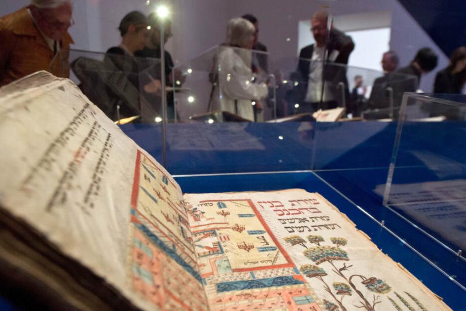 Im Berliner Museum erhält man einen Überblick über 1700 Jahre deutsch-jüdischer Geschichte.
