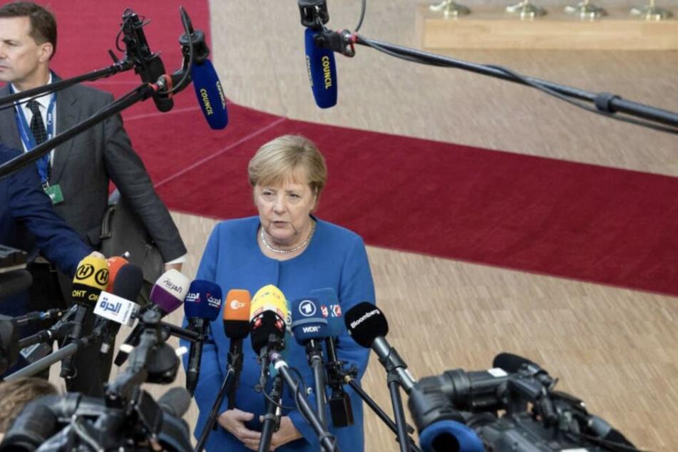 Mitte Oktober hatte Bundeskanzlerin Angela Merkel über das Event informiert.