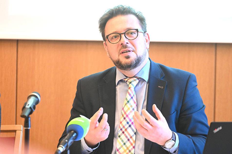 Professor Kai Maaz vom Leibniz-Institut für Bildungsforschung.