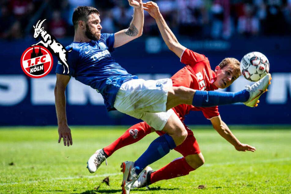 Langer Ausfall droht: Niklas Hauptmann muss am Knie operiert werden