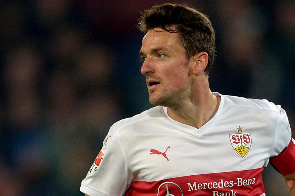 Sein Vertrag läuft 2019 aus: Christian Gentner.
