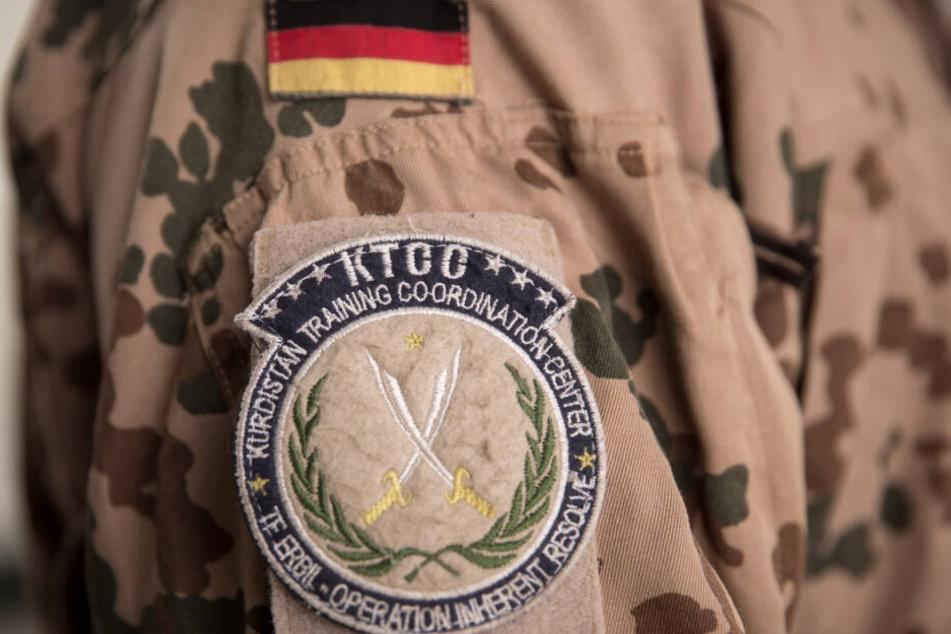 Bundeswehrsoldaten wurden aus dem Irak nach Kuwait und Jordanien verlegt.