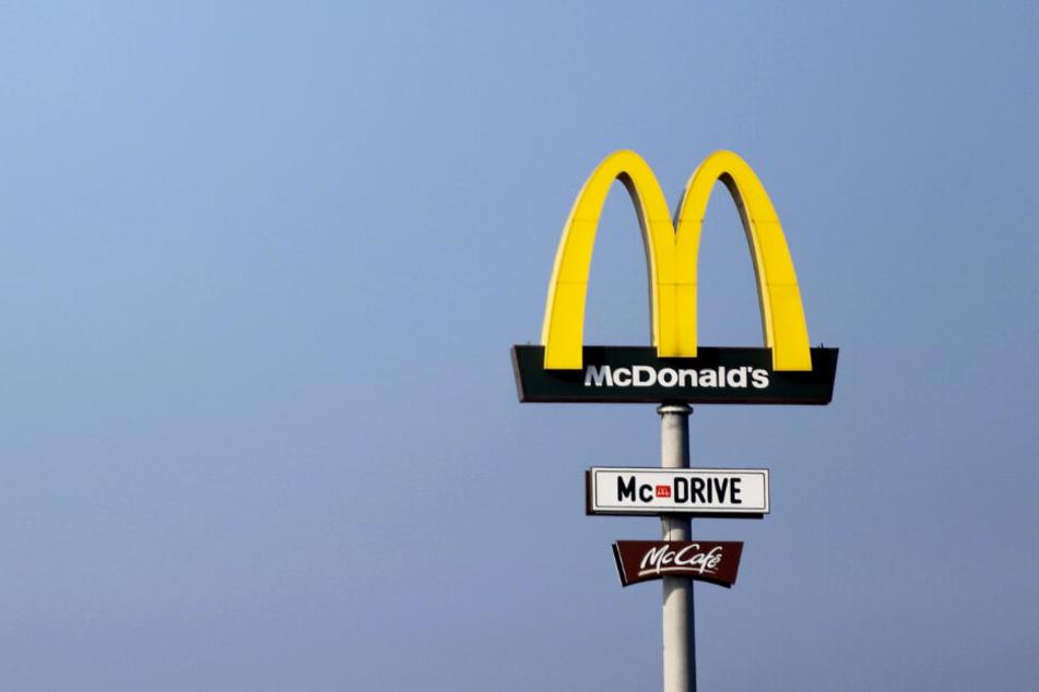 Ein McDonald's-Restaurant in Karlsruhe war betroffen. (Symbolbild)