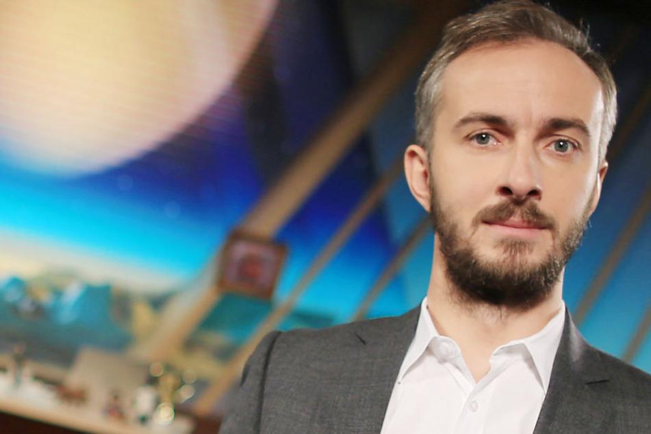Entertainer des Jahres? Böhmermann bekommt Preis für Varoufake und Erdogan-Gedicht