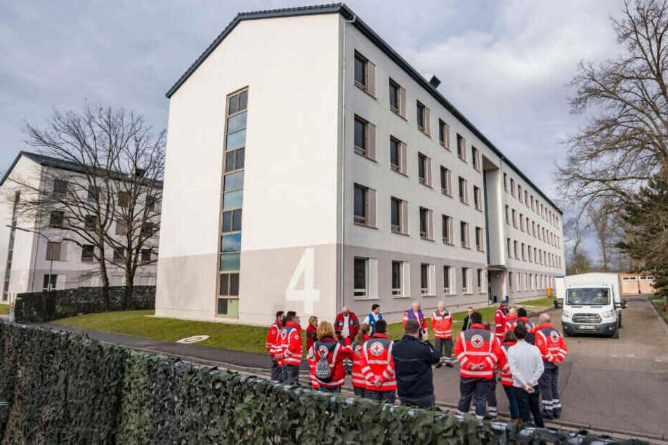 Coronavirus: Quarantäne für China-Rückkehrer in Germersheim endet heute