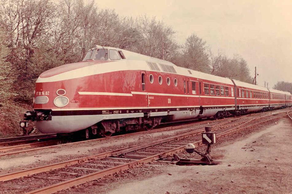 Die technische Bezeichnung des Vindobona war SVT Görlitz. Als Karlex fuhr er nach Tschechien.