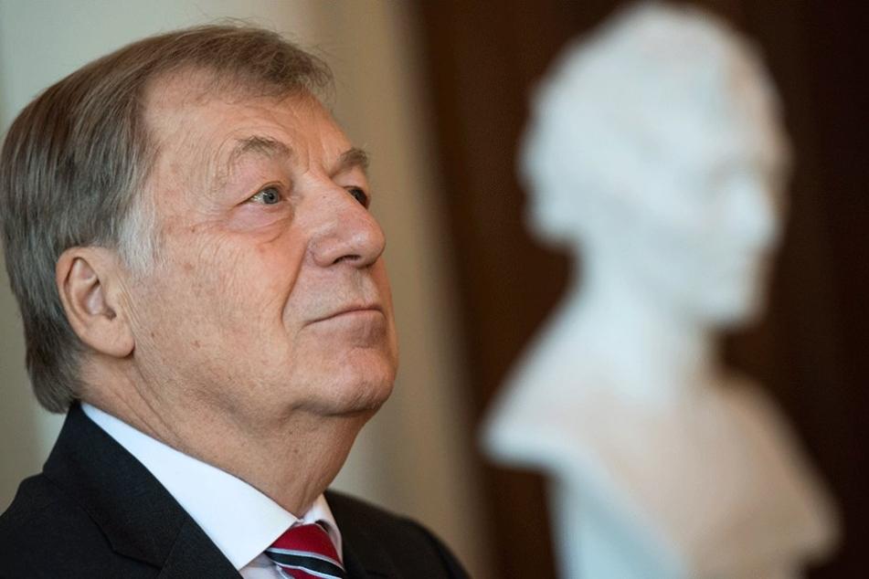 Berlins ehemaliger Regierender Bürgermeister Eberhard Diepgen (CDU) ist auch Mitglied der Bundesversammlung.