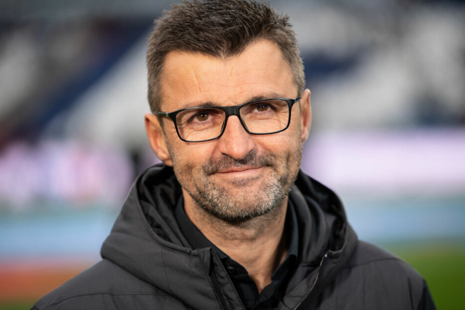 Michael Köllner hat beim TSV 1860 München die Nachfolge von Daniel Bierofka angetreten.