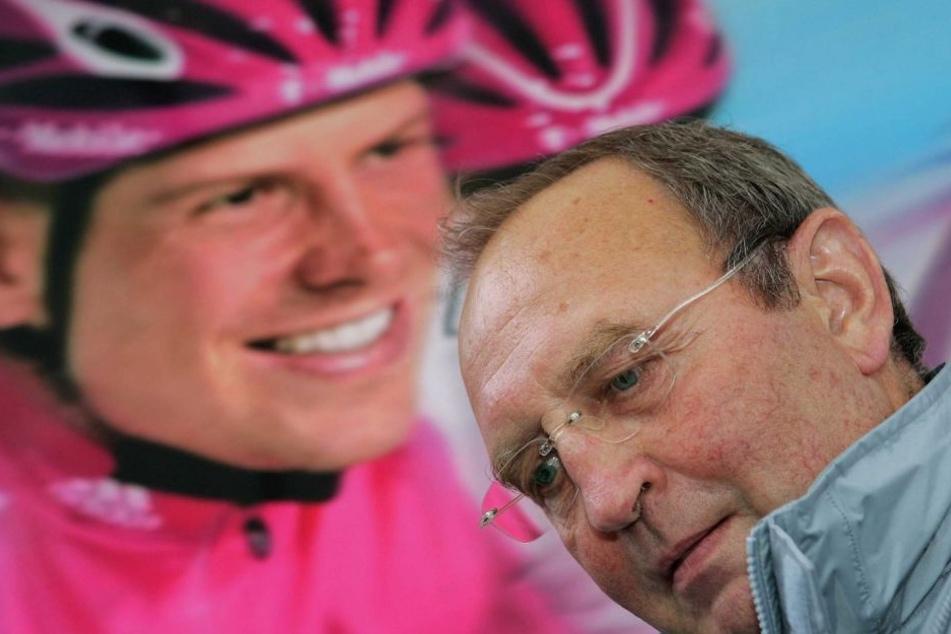 Walter Godefroot war Ullrichs Teamchef im Radstall Telekom.