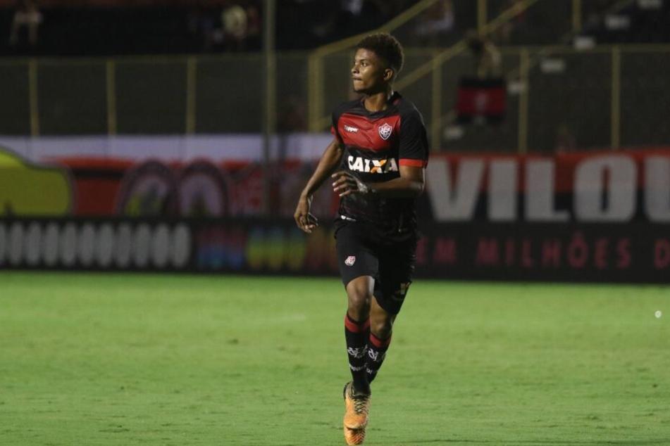 Der 20-Jährige kam vom brasilianischen Erstligisten EC Vitoria zu den Kraichgauern.