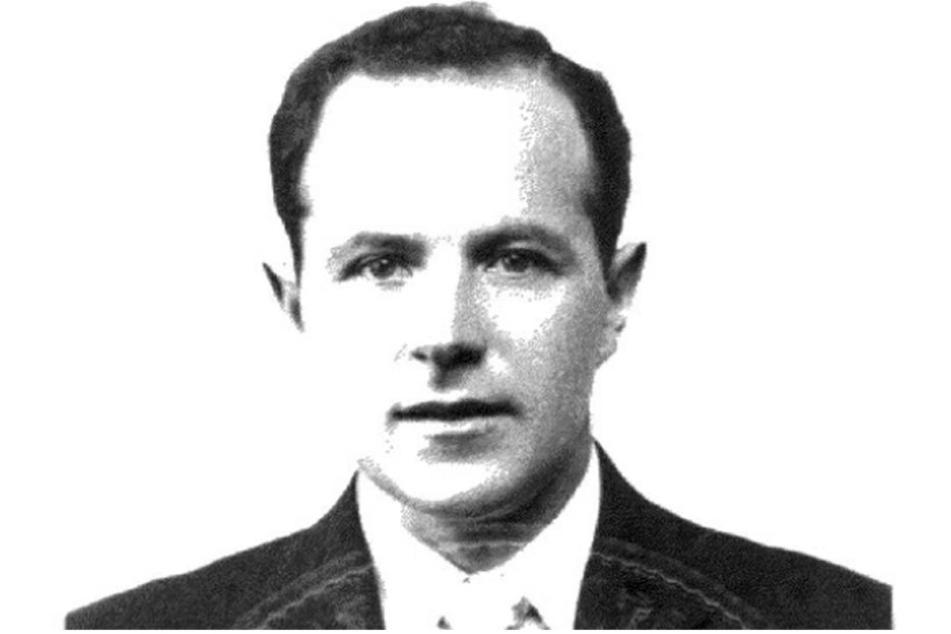 Eine undatierte frühere Aufnahme des früheren SS-Manns Jakiw Palij.