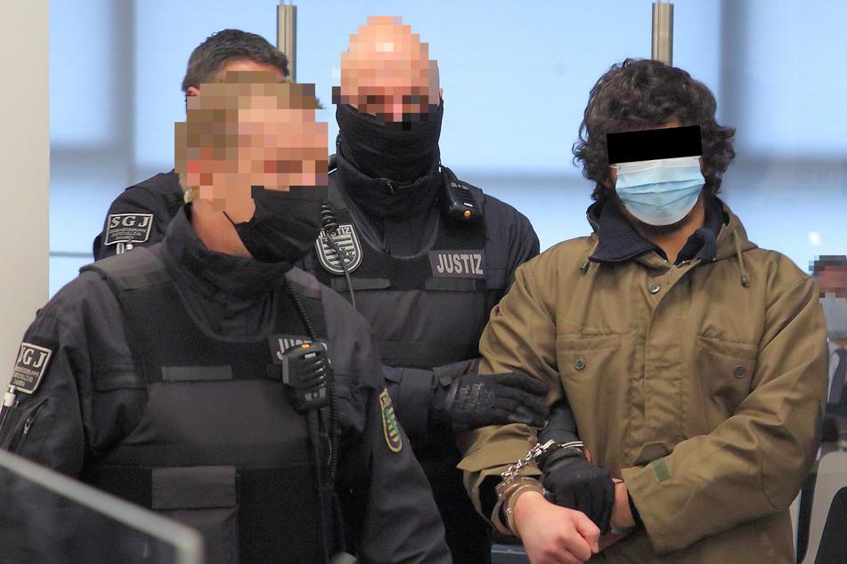 """Zeugin von Messer-Mord in Dresden: """"Tut mir leid, dass ich nur einem helfen konnte"""""""