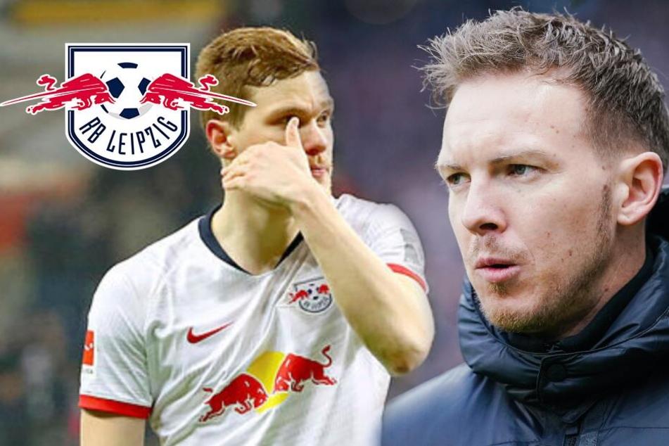 RB Leipzig: Trainer Nagelsmann stellt nach Pleite sein Team infrage