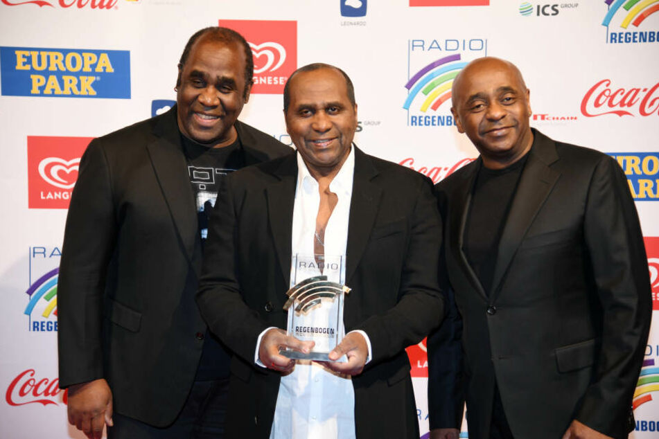 The Gibson Brothers kommen zur Verleihung der Radio Regenbogen Awards in den Europa-Park. Sie erhalten den Award Lifetime 2017.