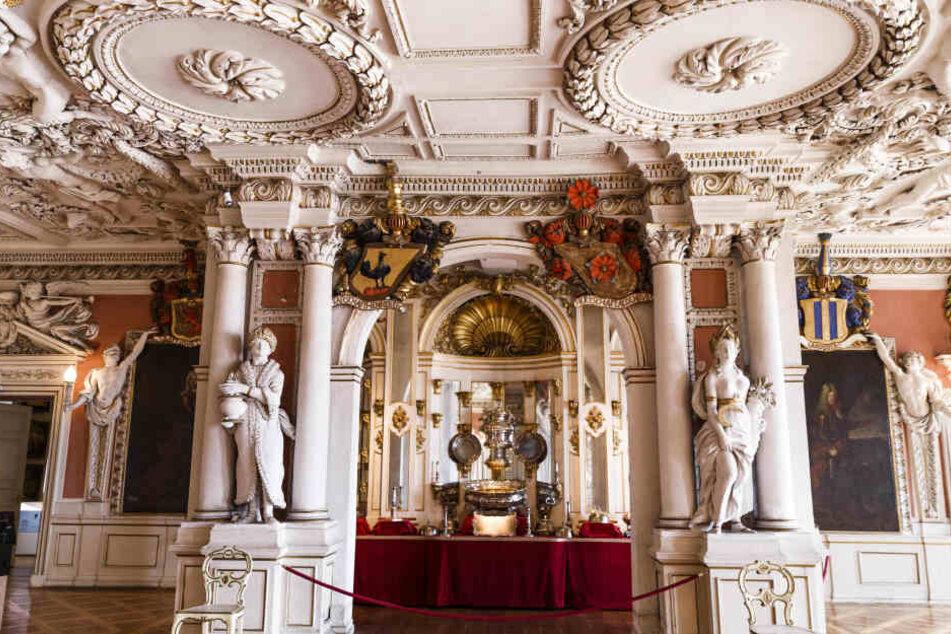Das Schloss Friedenstein ist eines der am besten erhaltenen Barockschlösser in Deutschland.