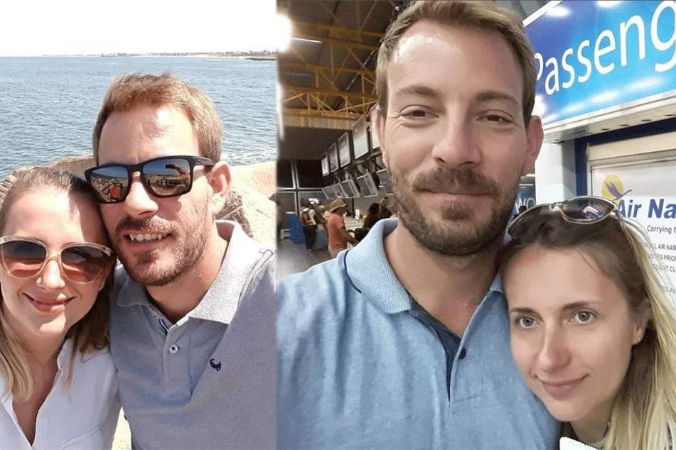Bauer Gerald und seine Anna aus Selfies.
