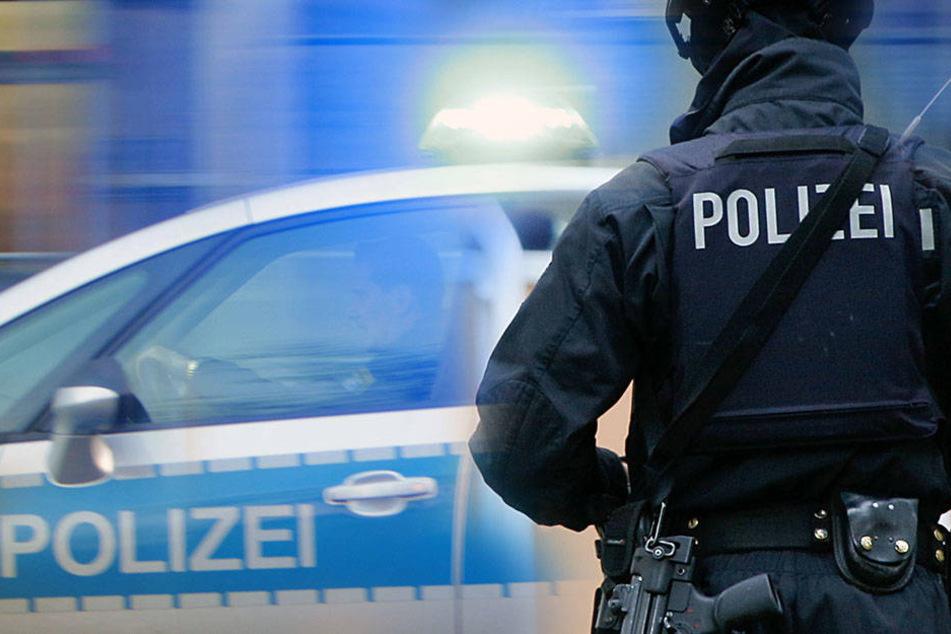 In der Görlitzer Innenstadt gab es am Dienstagmittag einen SEK-Einsatz.