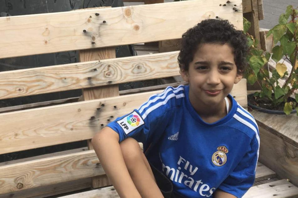 Joaquin (9) hat Krebs! Jetzt braucht er Eure Hilfe