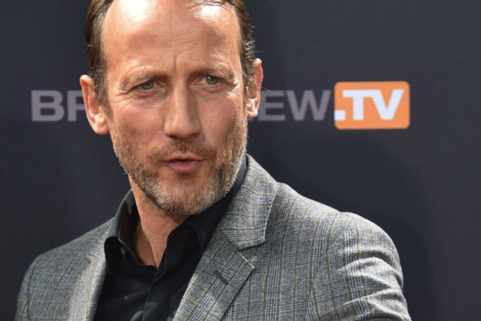 Schauspieler Wotan Wilke Möhring (51).