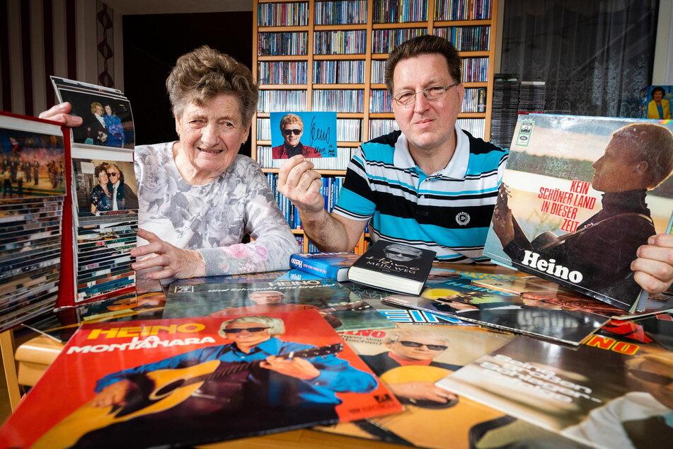 """Chemnitz: Sachsens größte Heino-Fans: """"Er ist Teil unserer Familie"""""""