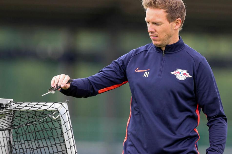 Der 32-Jährige hat sich für den Aufsteiger schon einen Matchplan zurecht gelegt.