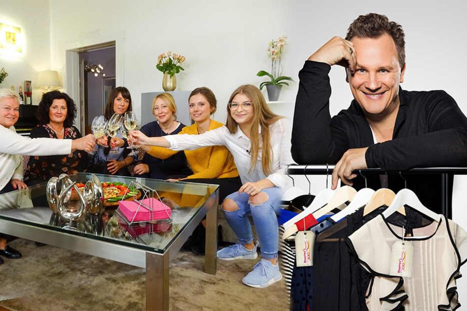 """Mädels, wer kauft gern ein? Guido sucht die neue Dresdner """"Shopping Queen"""""""