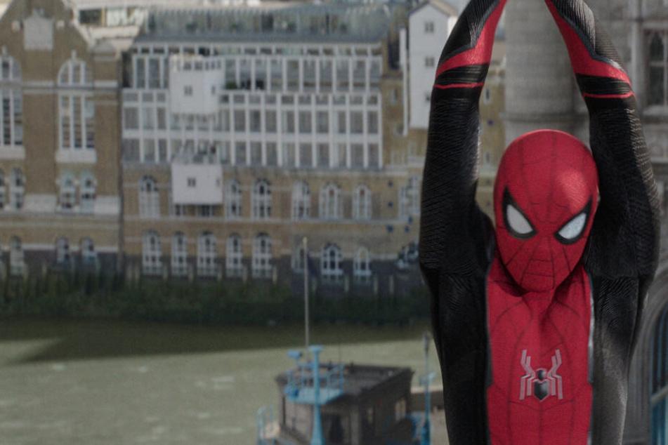Zieht Spider-Man bald ohne die anderen Helden aus den Marvel-Filmen durch die Gegend?