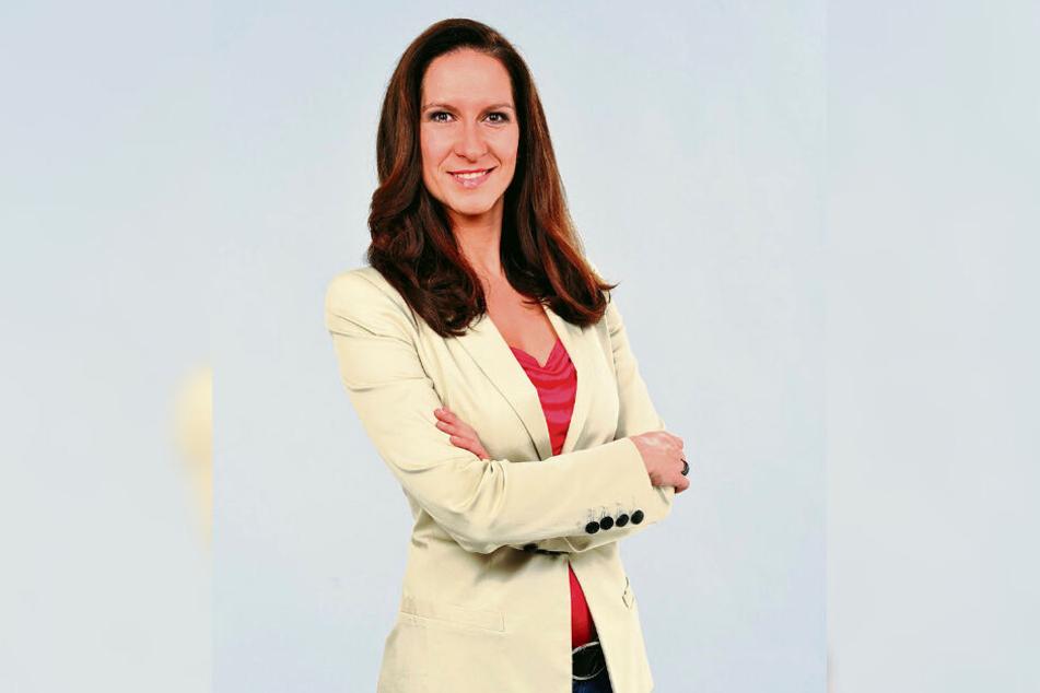 MDR-Moderatorin Juliane Hennig ist in Sachen Partnersuche in Mitteldeutschland unterwegs.