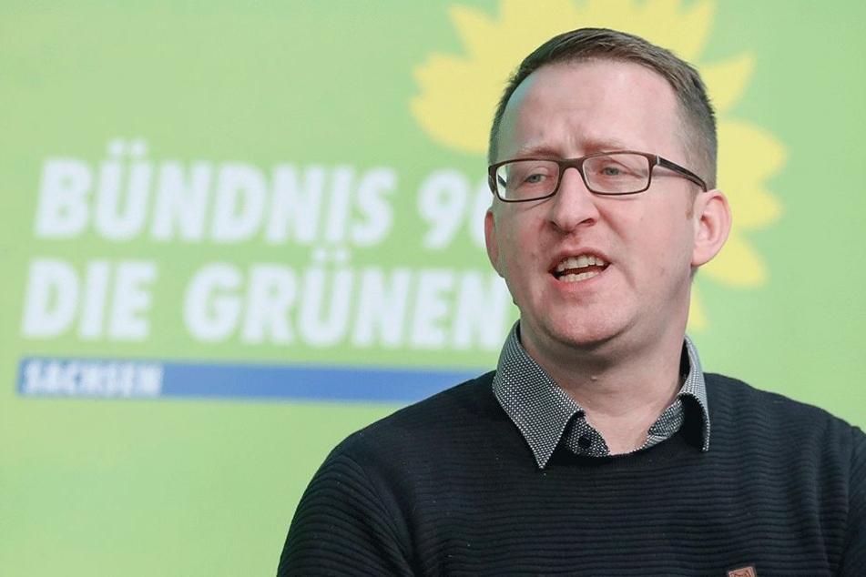 Norman Volger (39) will möglichst breite Wählerschichten erreichen, auch jenseits der grünen Kernklientel.