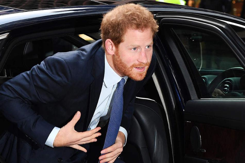 """Der Prinz wurde früher wegen seines ausschweifenden Lebensstils auch """"Party Prinz"""" genannt."""
