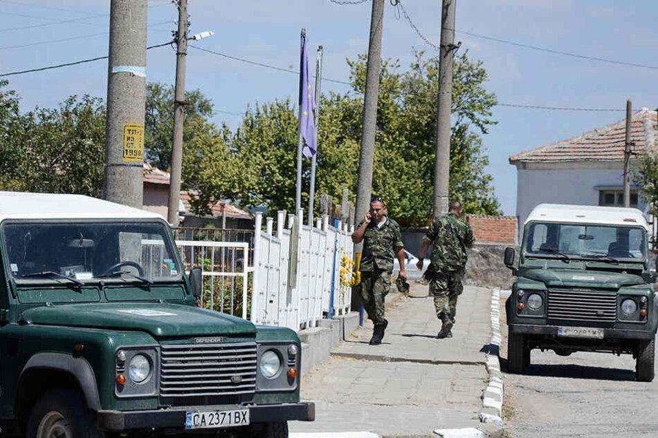 Unterstützen bald sächischen Polizisten die bulgarischen Spezialeinheiten an der EU-Außengrenze?