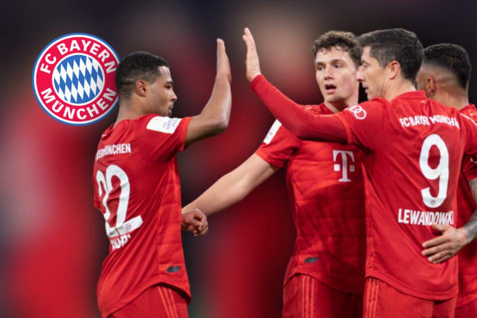 FC Bayern nach Zittersieg für Liga-Topspiel motiviert