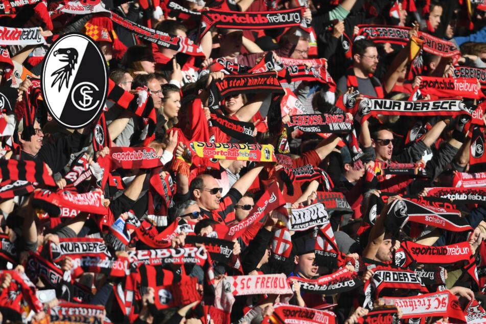 Freiburg-Fan muss Geldstrafe zahlen, weil er im Stadion auf einem Mayonnaise-Eimer trommelt