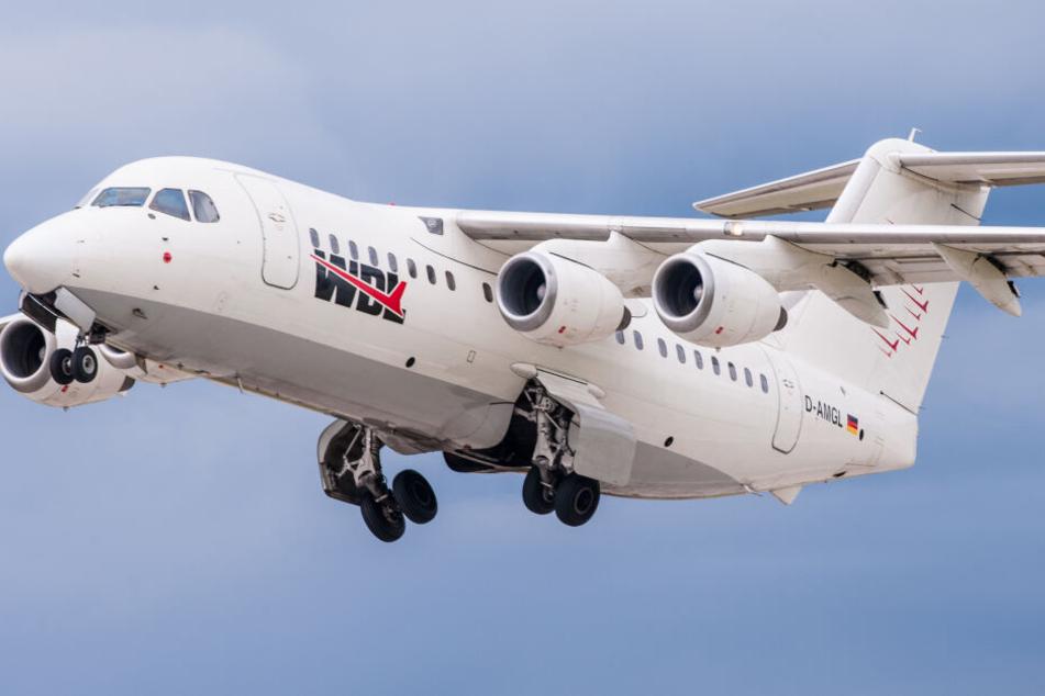 Eine British-Airways-Maschine aus London ist am 25.03.2019 wegen einer Verwechselung von Flugplänen nach Edinburgh statt nach Düsseldorf geflogen.